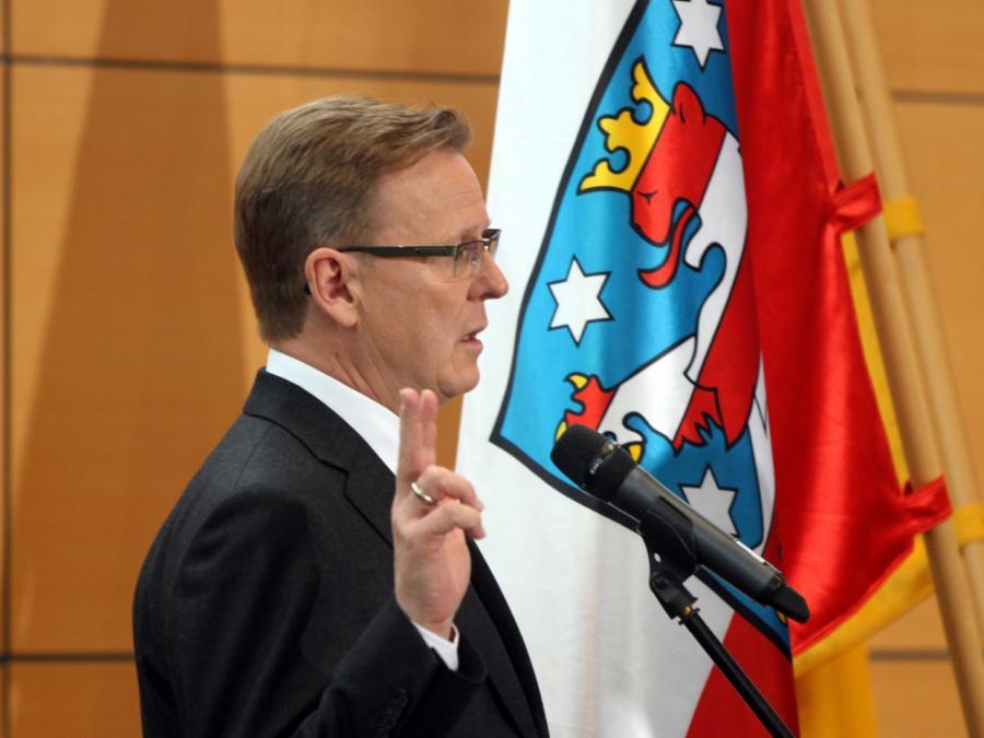 CDU-Politikerin Prien nennt Ramelow kleineres Übel