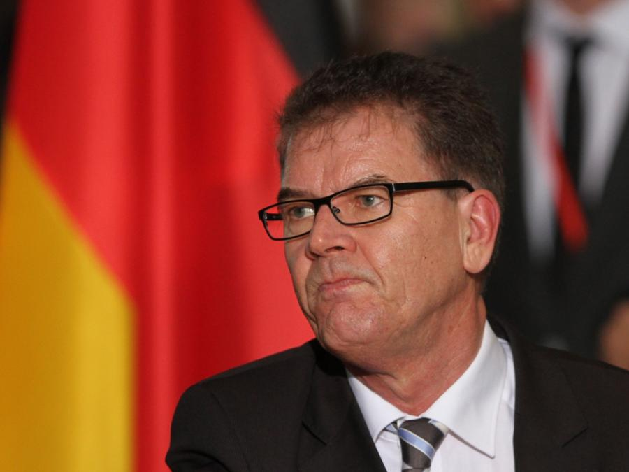 Entwicklungsminister kritisiert Haushaltsentwicklung