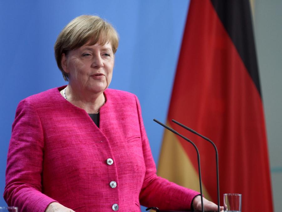 Merkel gratuliert zukünftigem Präsidenten Mexikos