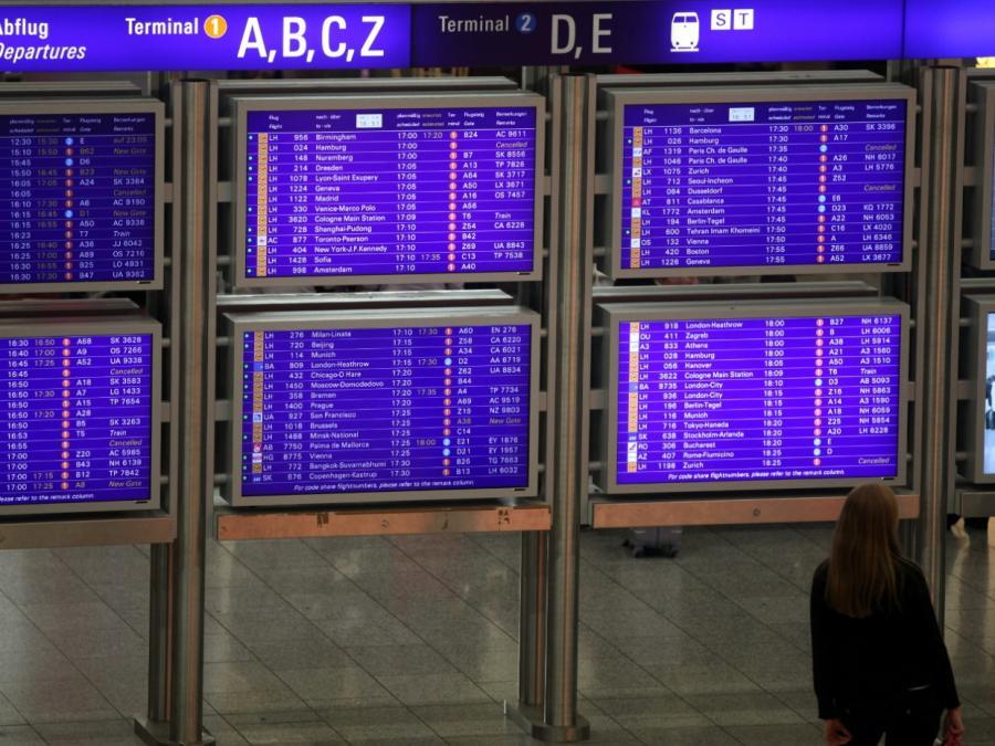 Luftverkehrswirtschaft rechnet vorerst nicht mit weiteren Pleiten