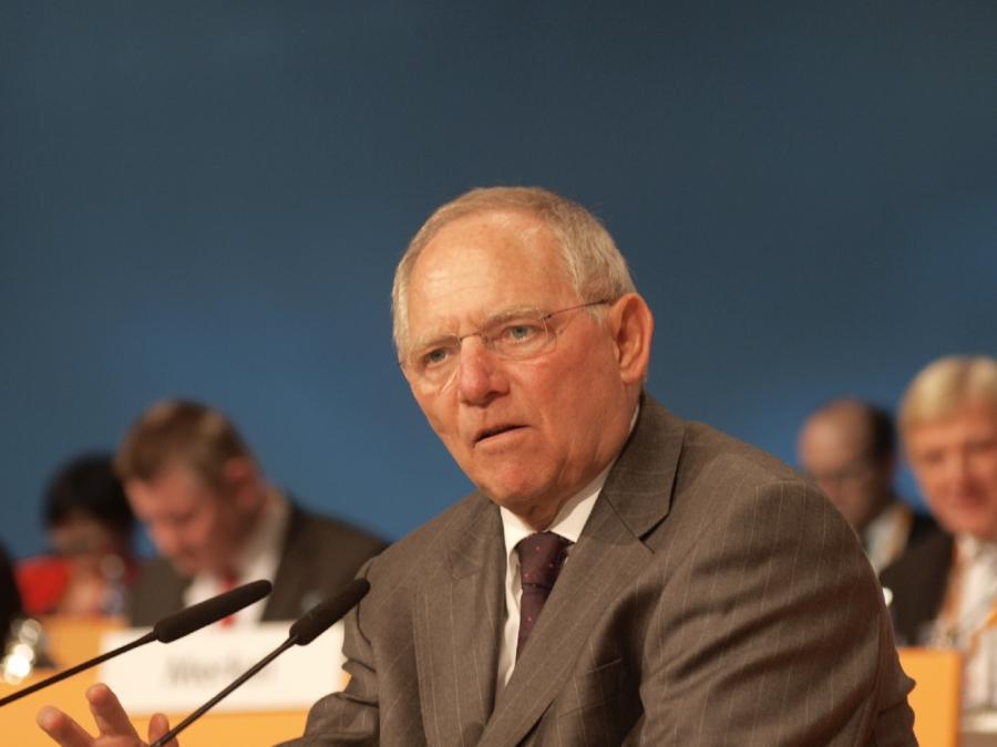 Industrie-und Handelskammertag begrüßt Schäubles Finanzplanung