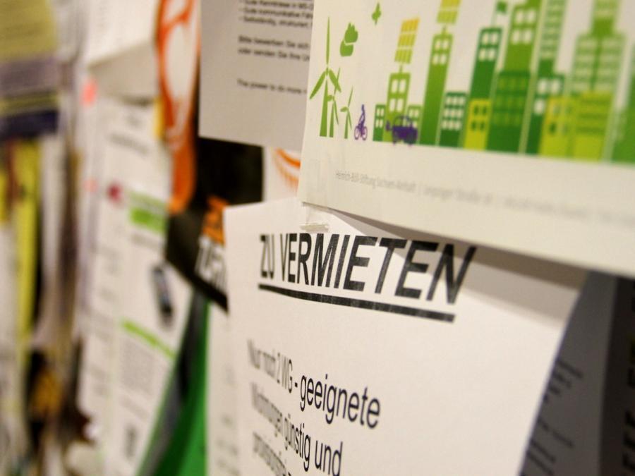 Finanzminister legt Plan gegen Wohnungsnot vor