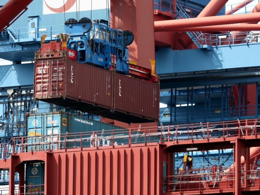 Deutsche Exporte nach Russland steigen wieder