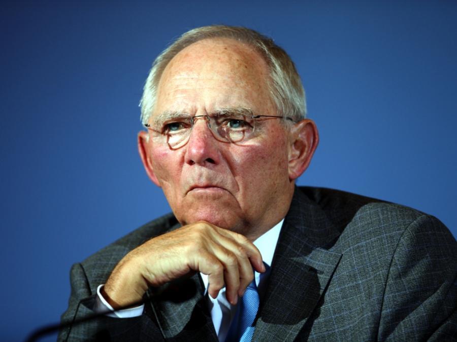 Schäuble will enge deutsch-französische Verteidigungspolitik