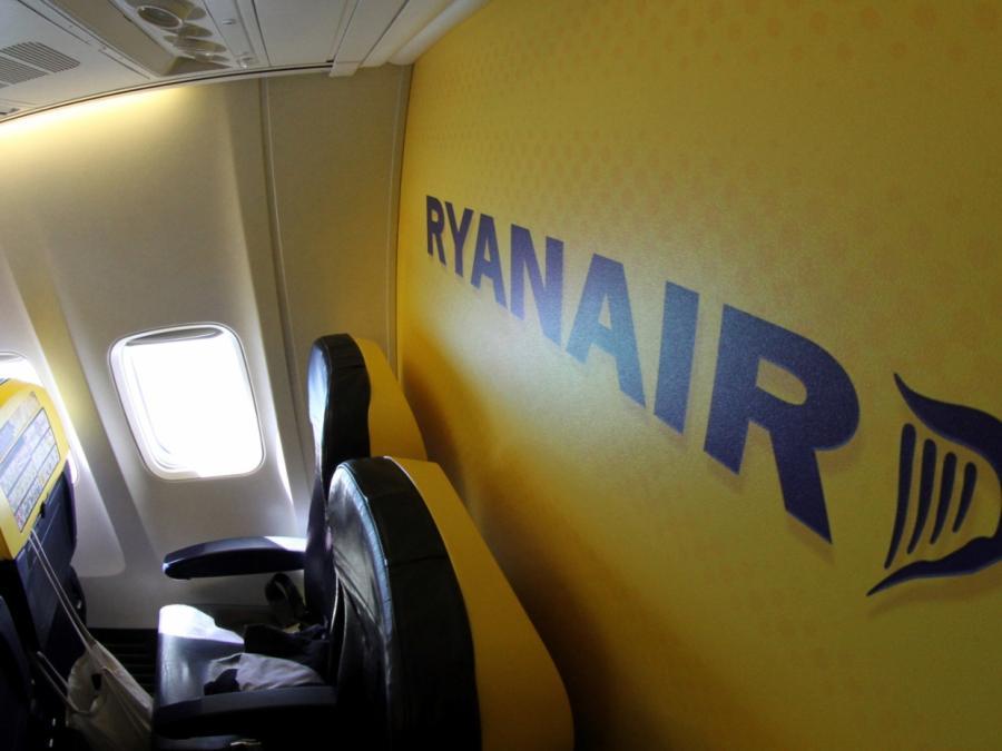 Kabinengewerkschaft will sich für Ryanair-Flugbegleiter einsetzen