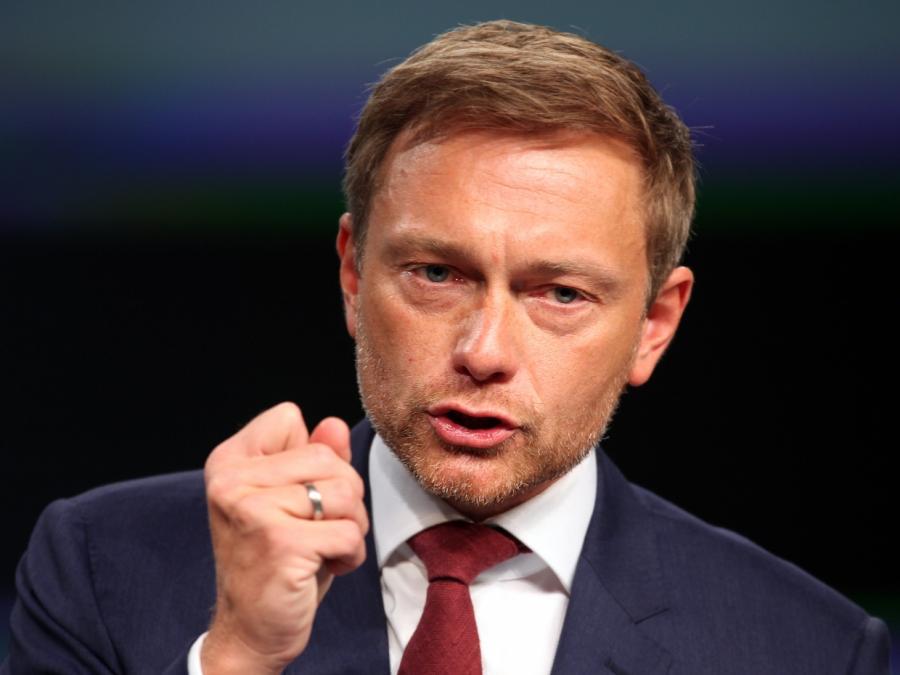 Lindner ermuntert FDP-Abgeordnete zu Kontakt mit Grünen und SPD