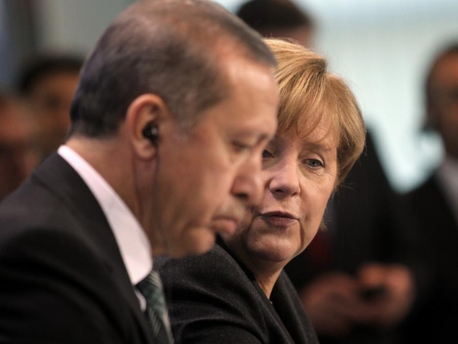 Merkel gratuliert Erdogan zu Wahlsieg