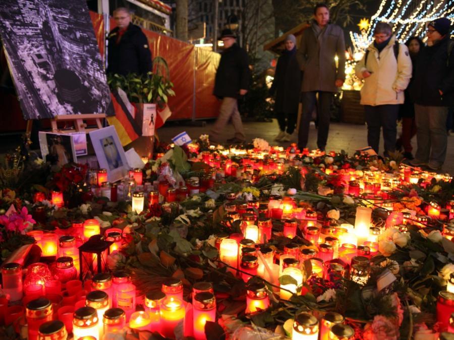 Berliner Weihnachtsmarkt am Jahrestag des Anschlags geschlossen