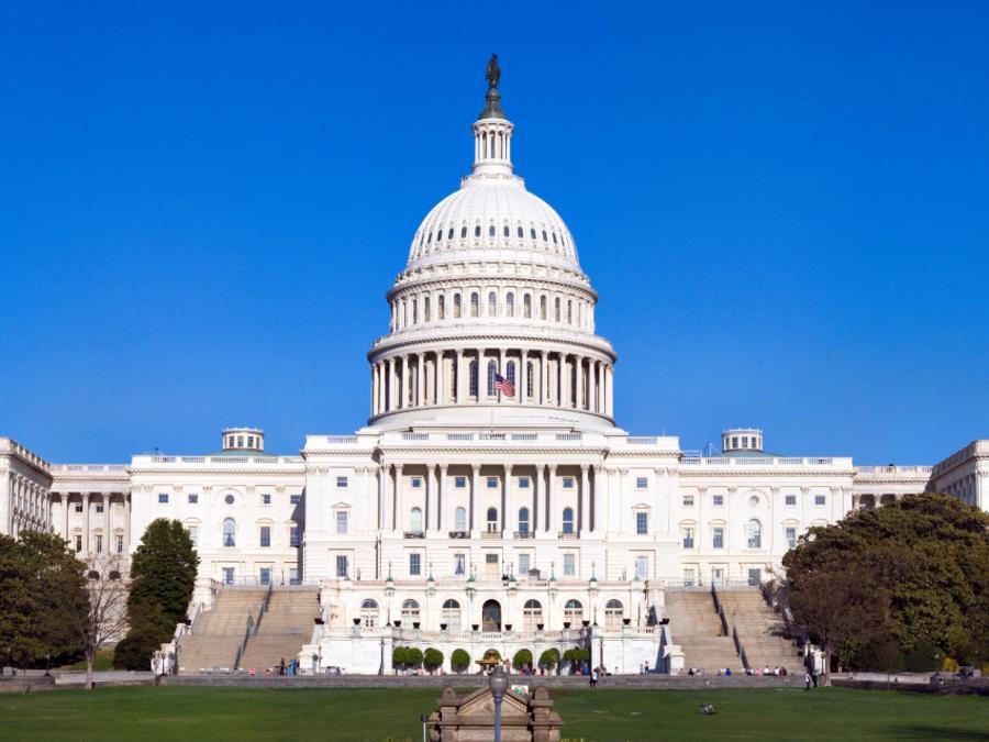 US-Kongress einigt sich auf 900-Milliarden-Dollar-Rettungspaket