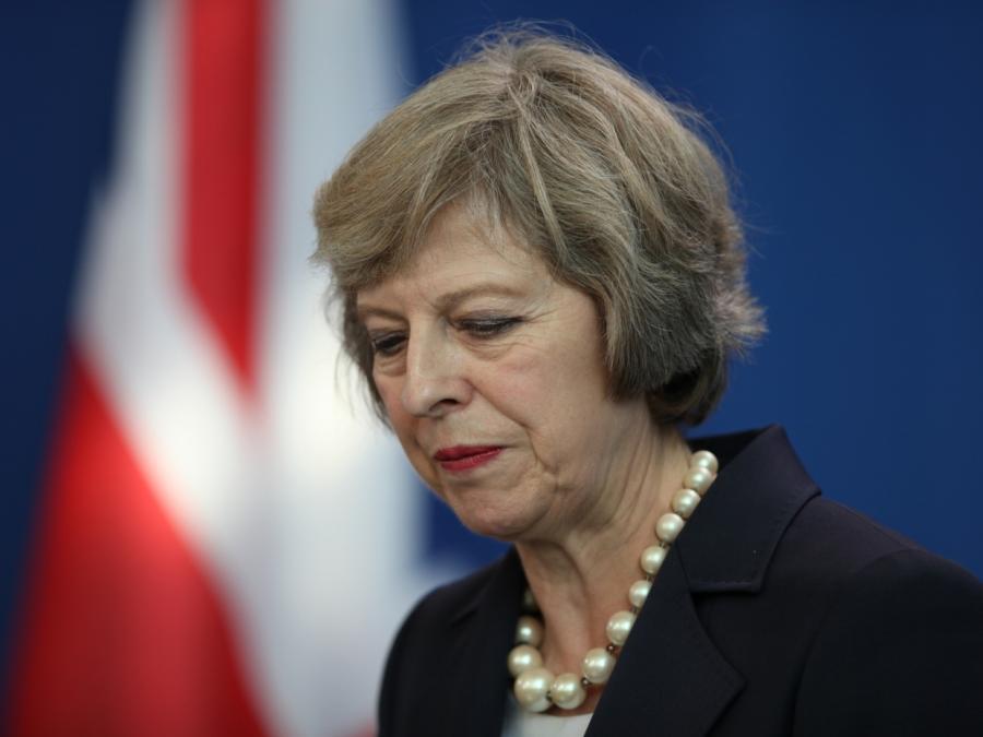 May bittet Abgeordnete um mehr Zeit für Brexit-Verhandlungen
