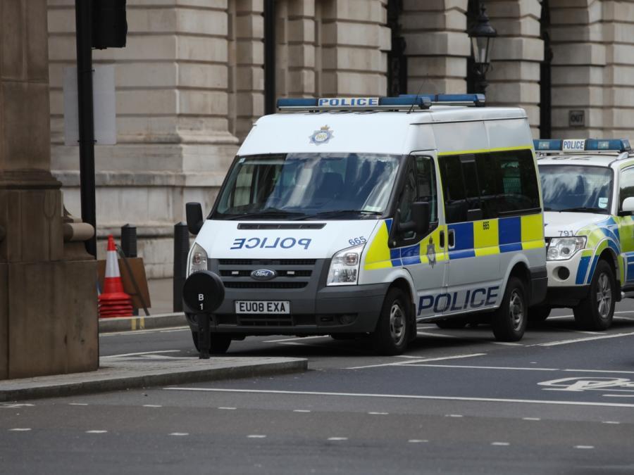 Polizist in Londoner Polizeistation erschossen