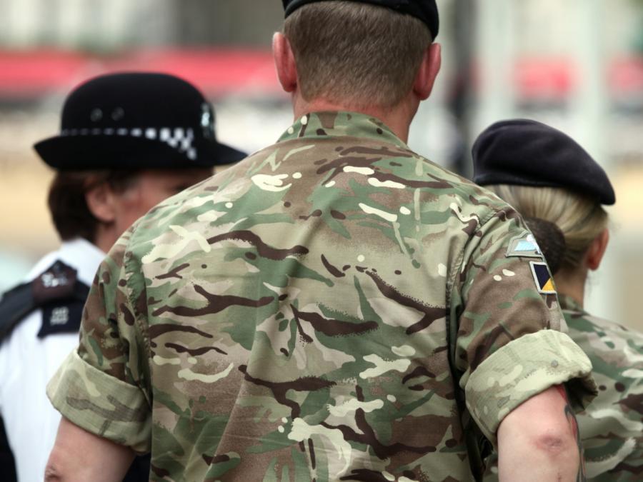Weitere Festnahme nach Bombenanschlag in London