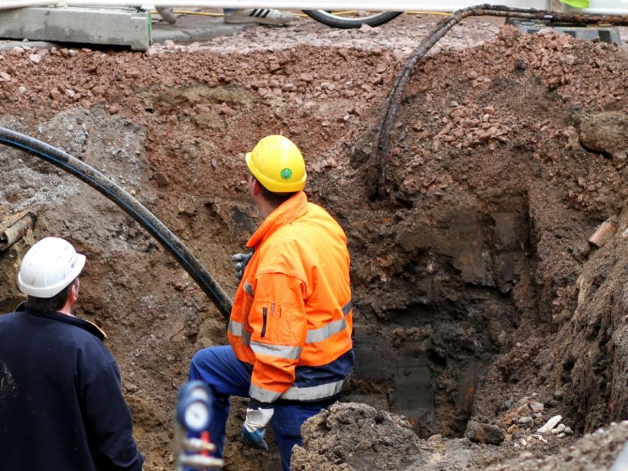 Auftragseingang im Bauhauptgewerbe im Juli gesunken