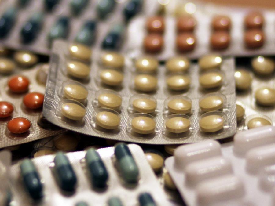 Schmerzmittel als Droge bei Jugend verbreiteter als Cannabis