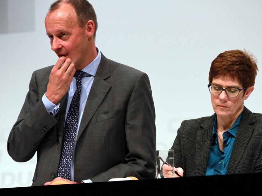 Bosbach: Merz wird CDU-Chefin ausdrücklich den Rücken stärken