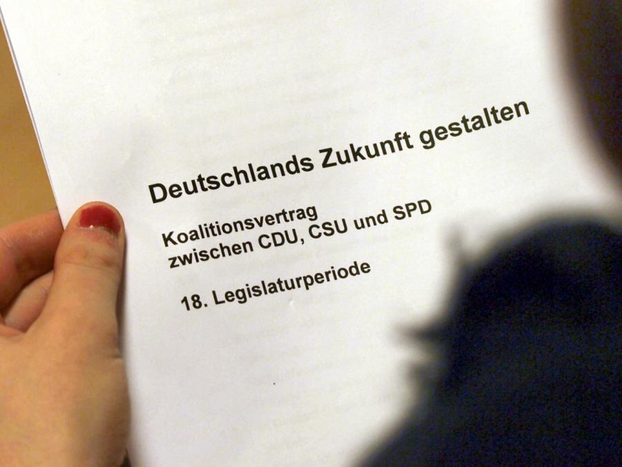 Richterbund will neue Große Koalition