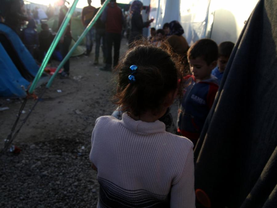 Koalition streitet über minderjährige Flüchtlinge