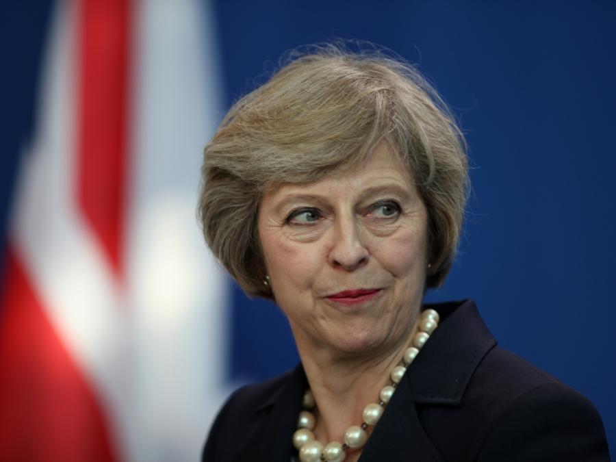 EU-Kommission fordert May und Corbyn zur Einigung beim Brexit auf