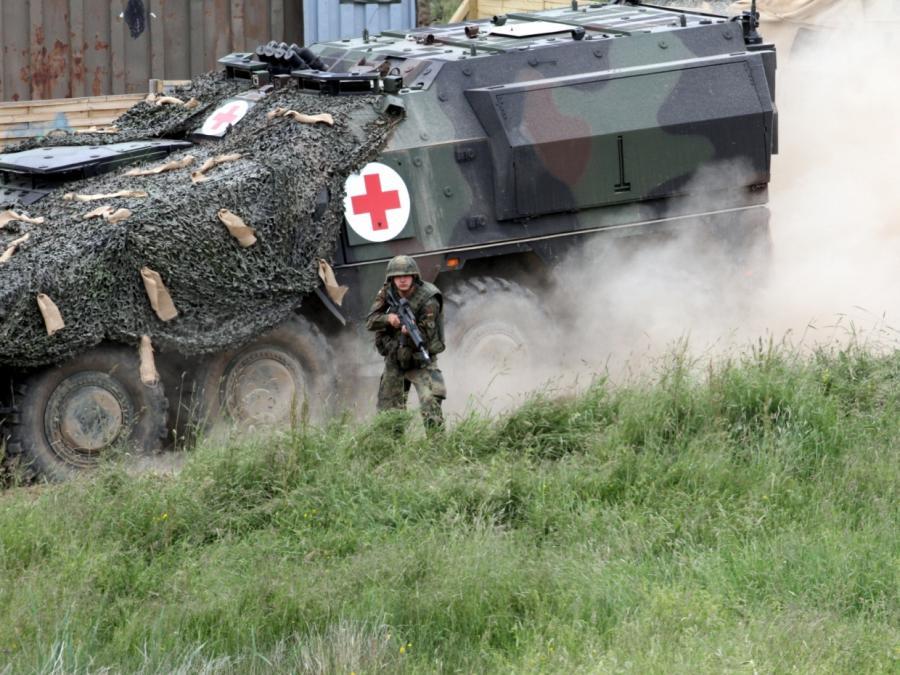 Merkel: Deutschland braucht die NATO weiterhin