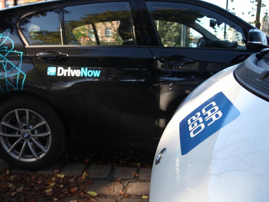 Bericht: BMW und Daimler bei Carsharing-Fusion einig