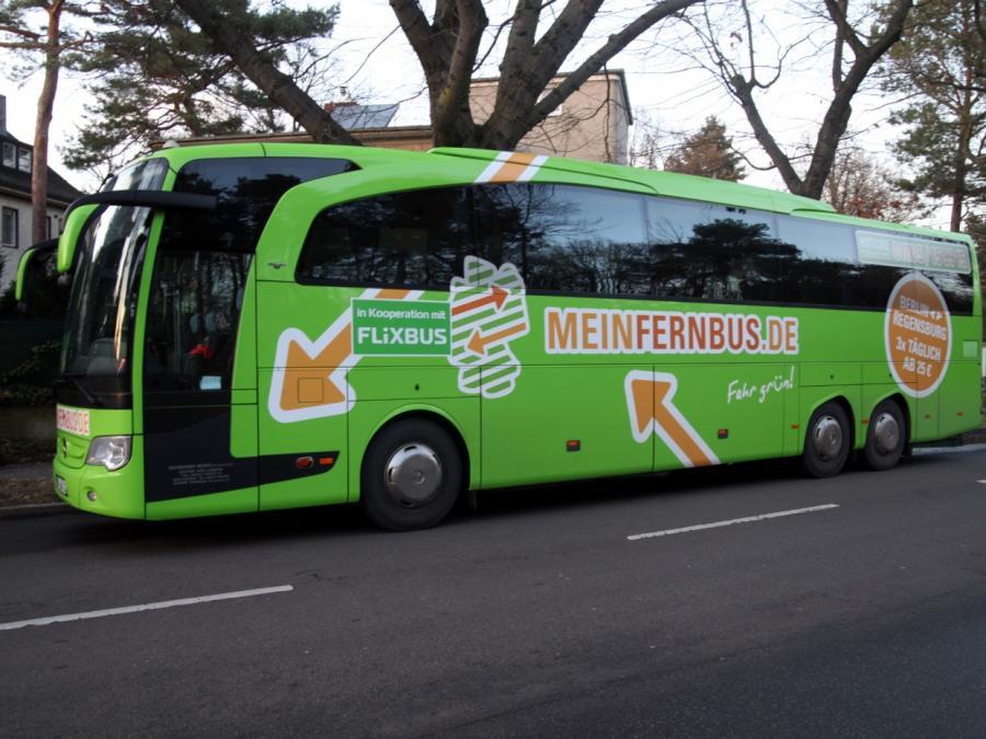 Flixbus will 2017 rund 40 Millionen Fahrgäste transportieren