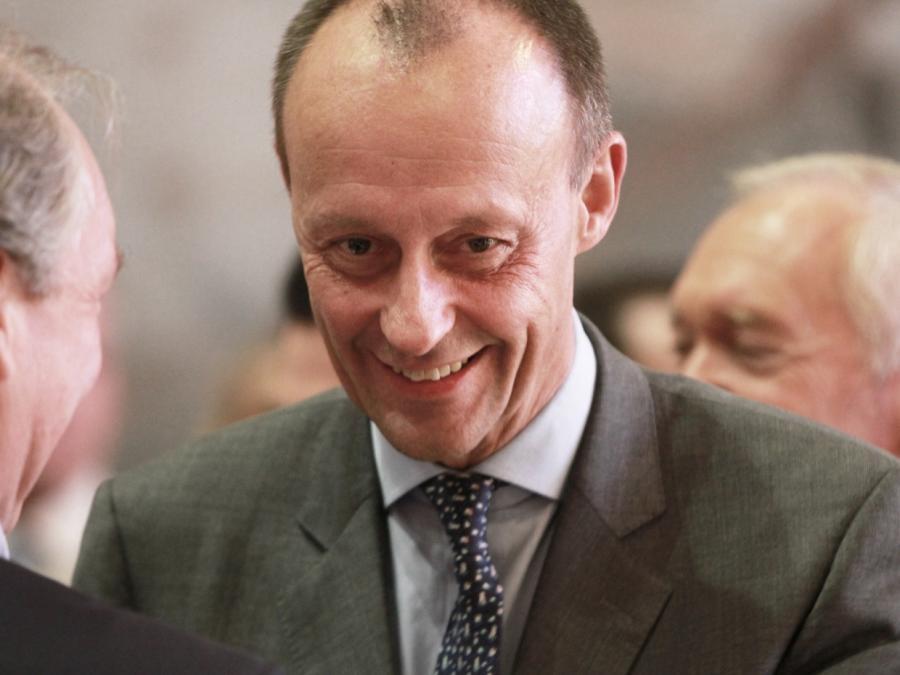 Bericht: Merz redet bei Veranstaltung der CDU Thüringen