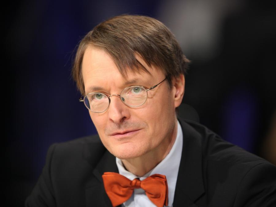 Kandidatur für SPD-Vorsitz: Lauterbach will Aufklärung von Scholz