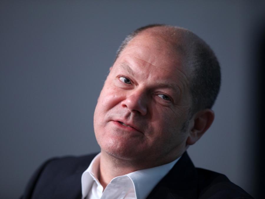 SPD-Finanzminister Scholz: Bin privat eher großzügig