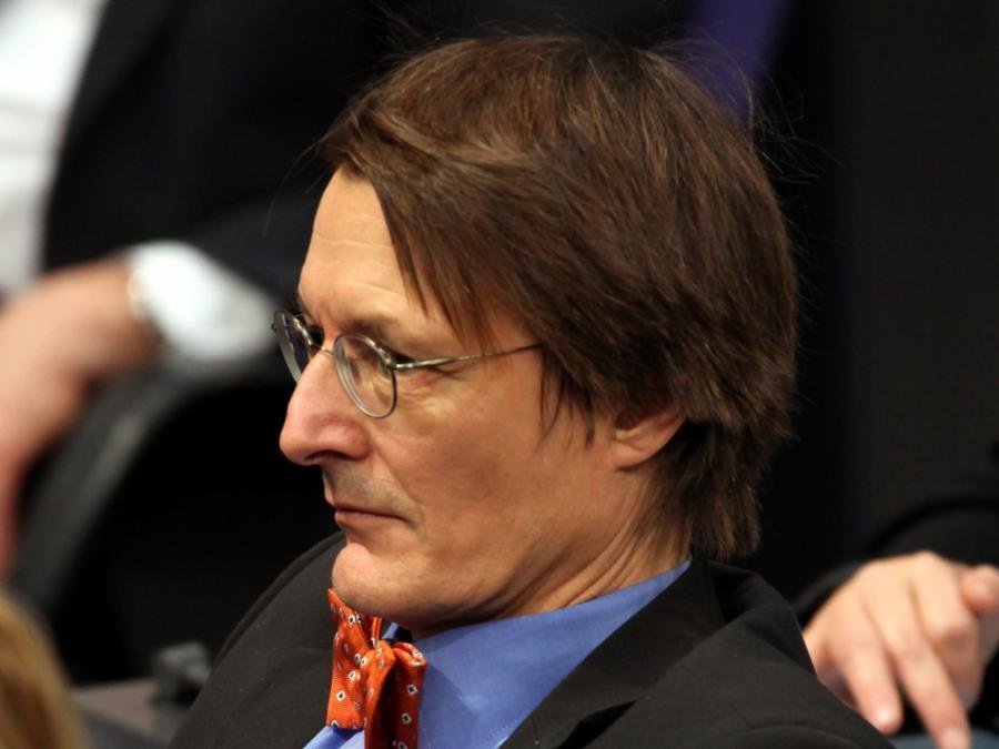 Lauterbach verzichtet auf Vize-Chefposten in SPD-Fraktion