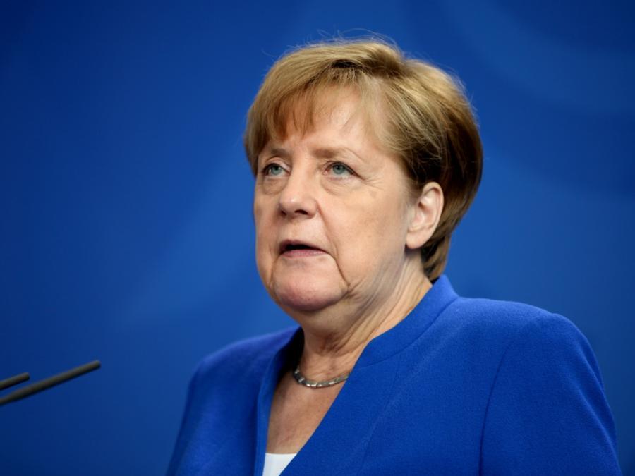 Merkel: Für mich ist die Ehe Verbindung zwischen Mann und Frau
