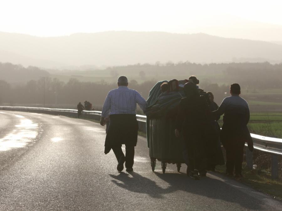 Linke: Gesetzespaket zur Migration verstößt gegen Grundgesetz