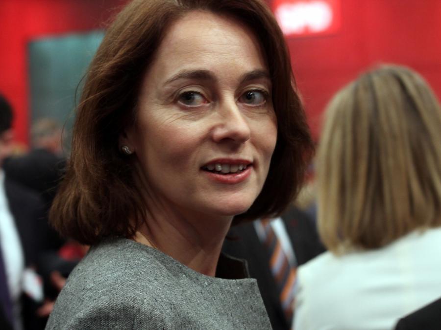 SPD empört über Unions-Vorwürfe gegen Barley in IS-Debatte