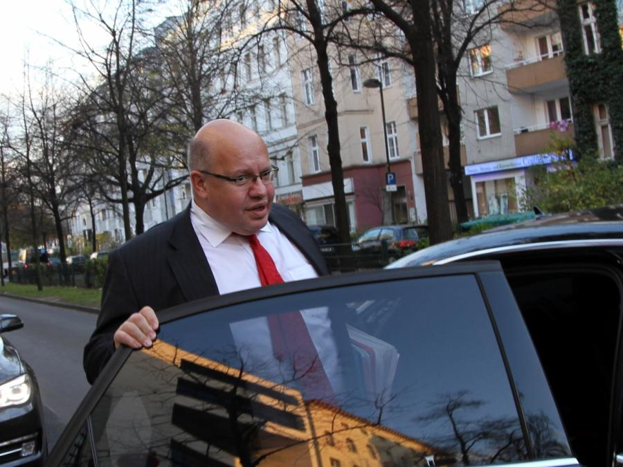 Altmaier will in Washington über Strafzölle verhandeln
