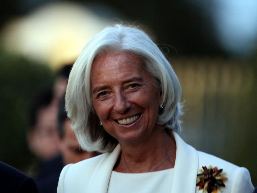 Lagarde tritt als IWF-Chefin zurück