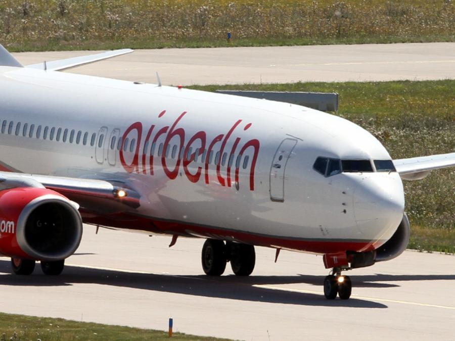 CDU-Politiker Fuchs für harte Konsequenzen gegen Air-Berlin-Piloten