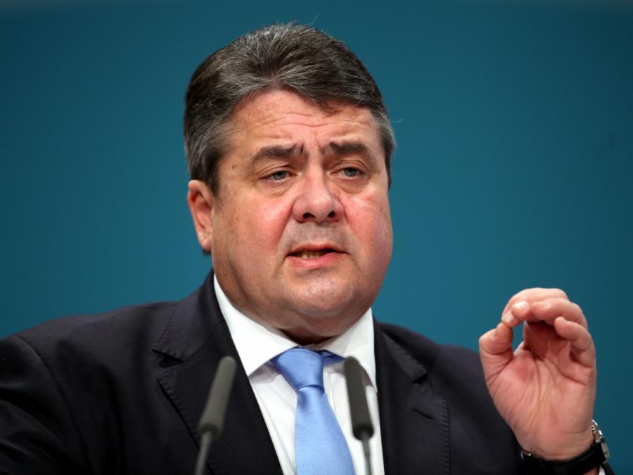 Ex-Wirtschaftsminister Gabriel gegen Zerschlagung von Thyssenkrupp
