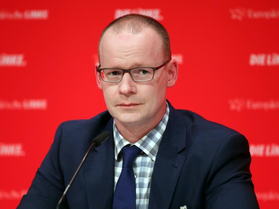 Bericht: Linken-Bundesgeschäftsführer Höhn tritt zurück