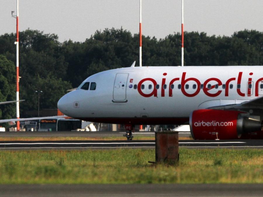 Rückzahlung der Bundeshilfe: Steuerzahlerbund will von Air Berlin Klarheit