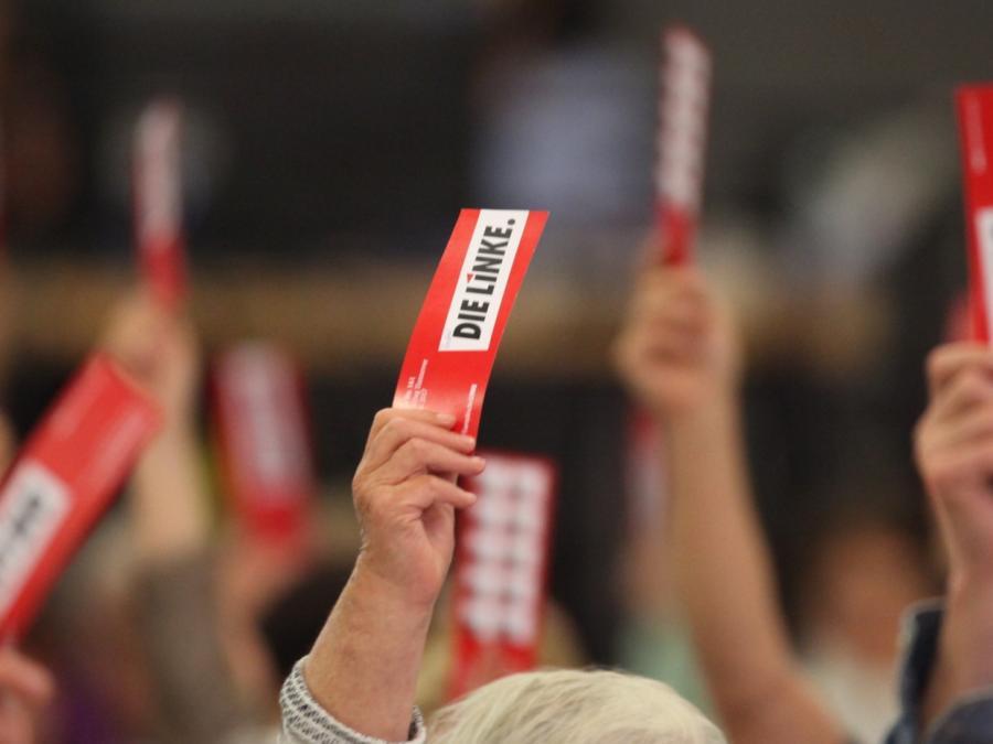 Parteitag-Absage kann Linke eine halbe Million Euro kosten