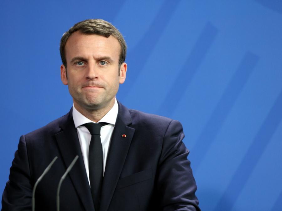 Macron: Deutsch-französische Übereinstimmung
