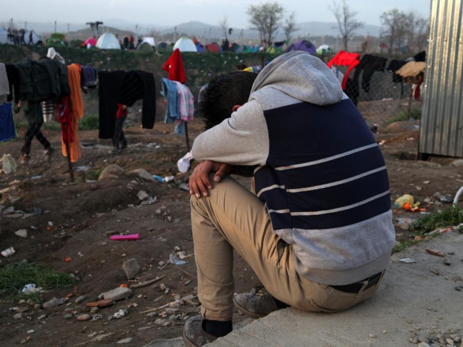 Umfrage: Beunruhigung über die Flüchtlingssituation wächst wieder