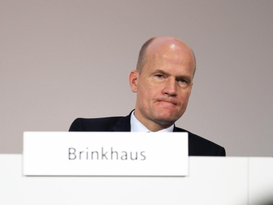 Brinkhaus will Wahlrechtsreform im Koalitionsausschuss beschließen