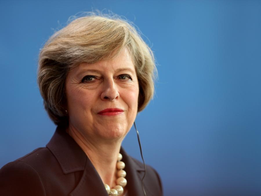 Union begrüßt Mays neue Brexit-Linie als Fortschritt