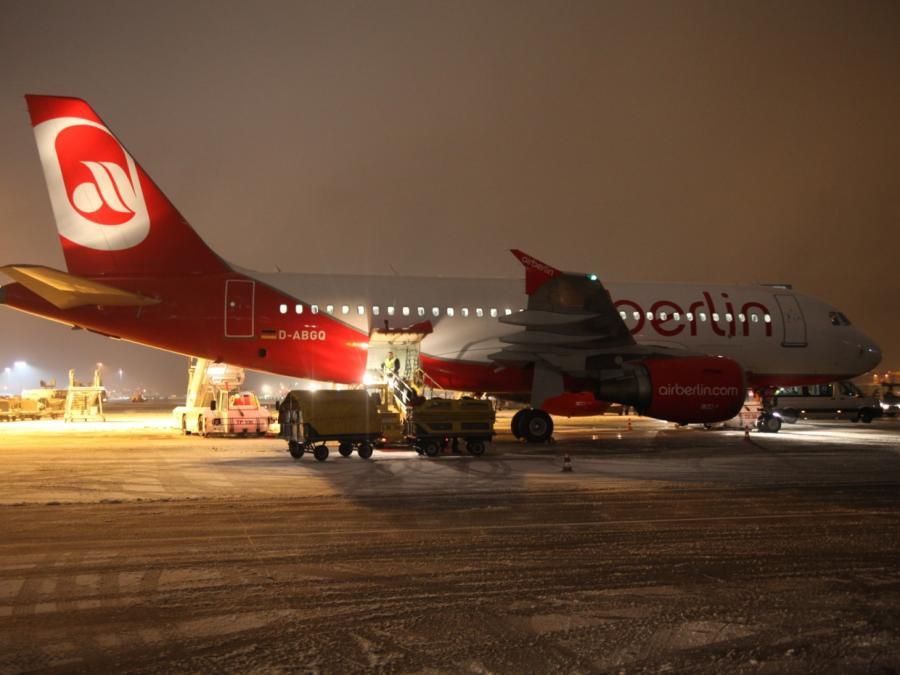 Air Berlin: Insolvenzrechtler warnt Politik vor Einmischung