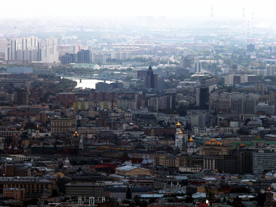 Russland beginnt mit Corona-Impfung von Zehntausenden