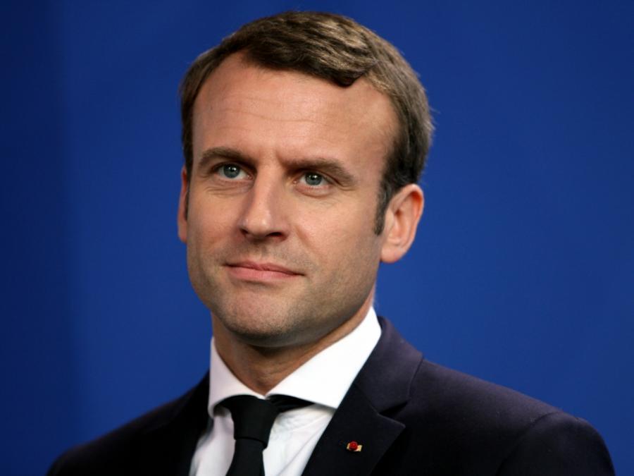 Frankreichs Präsident kündigt Schaffung von Weltraumkommando an
