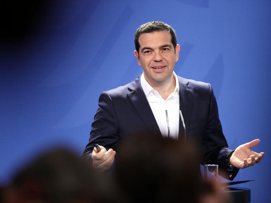 Tsipras will Umschuldung für Griechenland