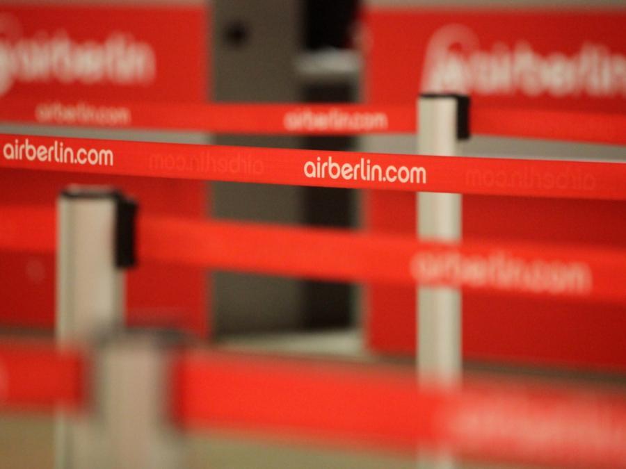 Air Berlin verhandelt mit mindestens vier Airlines