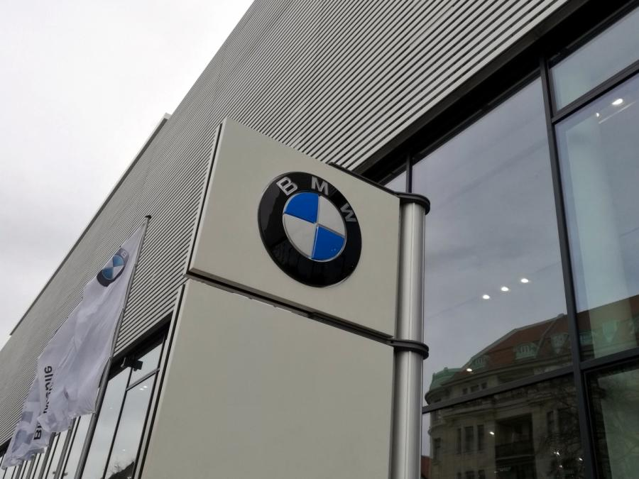 Bericht: BMW-Chef verspricht Trump Investitionen in US-Werk