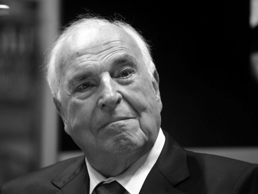 Juncker: Mit Helmut Kohl verlässt uns ein Nachkriegsgigant
